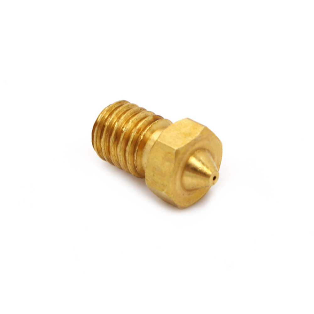 ANYCUBIC 3D Printer Full Metal E3DM6 Threaded Copper Nozzle 0.4/1.75mm